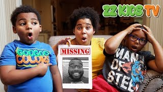 ZZ DAD IS MISSING! (Did the Drone Master Do It?)