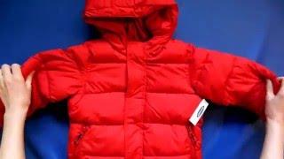 видео одежда зимняя для мальчиков