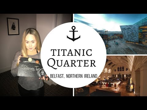 EXPLORING THE HOME OF THE TITANIC, GAME OF THRONES & THE ULSTER FRY