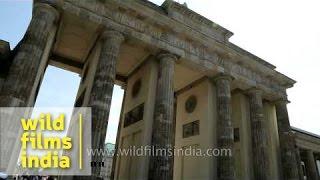 Star attraction of Berlin - Brandenburg Gate