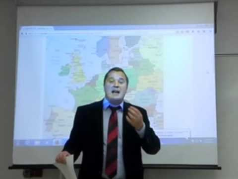 Introduction to Central & Eastern Europe
