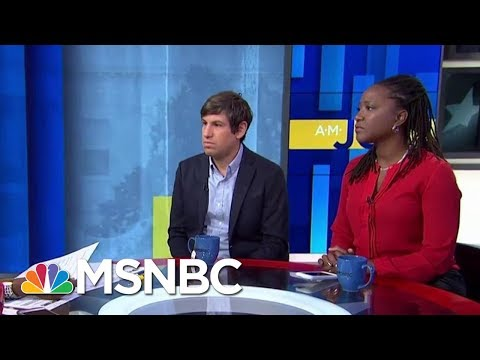 Wisconsin Gerrymandering: 'This Is A Form Of Election Rigging' | AM Joy | MSNBC