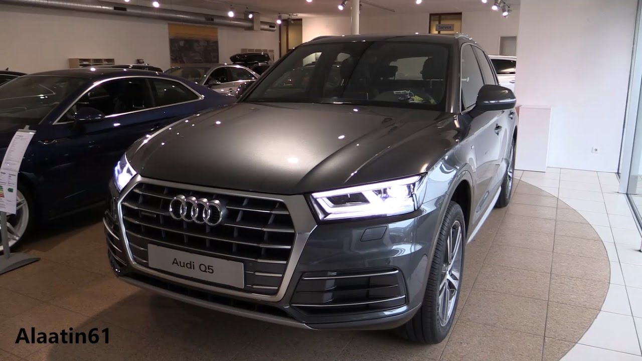 audi q5 2017 new in depth review interior exterior youtube. Black Bedroom Furniture Sets. Home Design Ideas