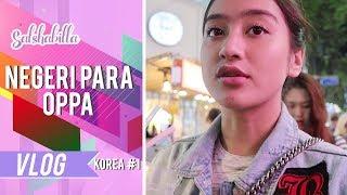 Video SALSHABILLA #VLOG - NEGERI PARA OPPA (Korea Part 1) download MP3, 3GP, MP4, WEBM, AVI, FLV Desember 2017