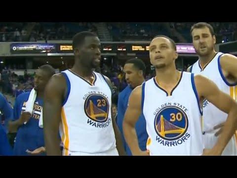 Warriors 2014-15 Season: Game 1 vs. Kings
