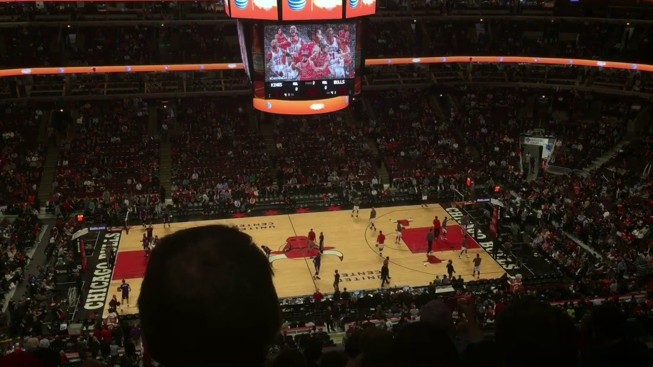 Exterior: Chicago Bulls And Sacramento Kings March 21 2016 (United