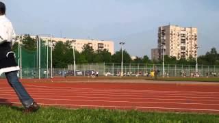 чемпионат Санкт-Петербурга по легкой атлетике (29.05.13)
