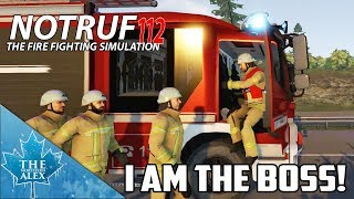 Notruf 112/ Emergency Call 112 - English Gameplay