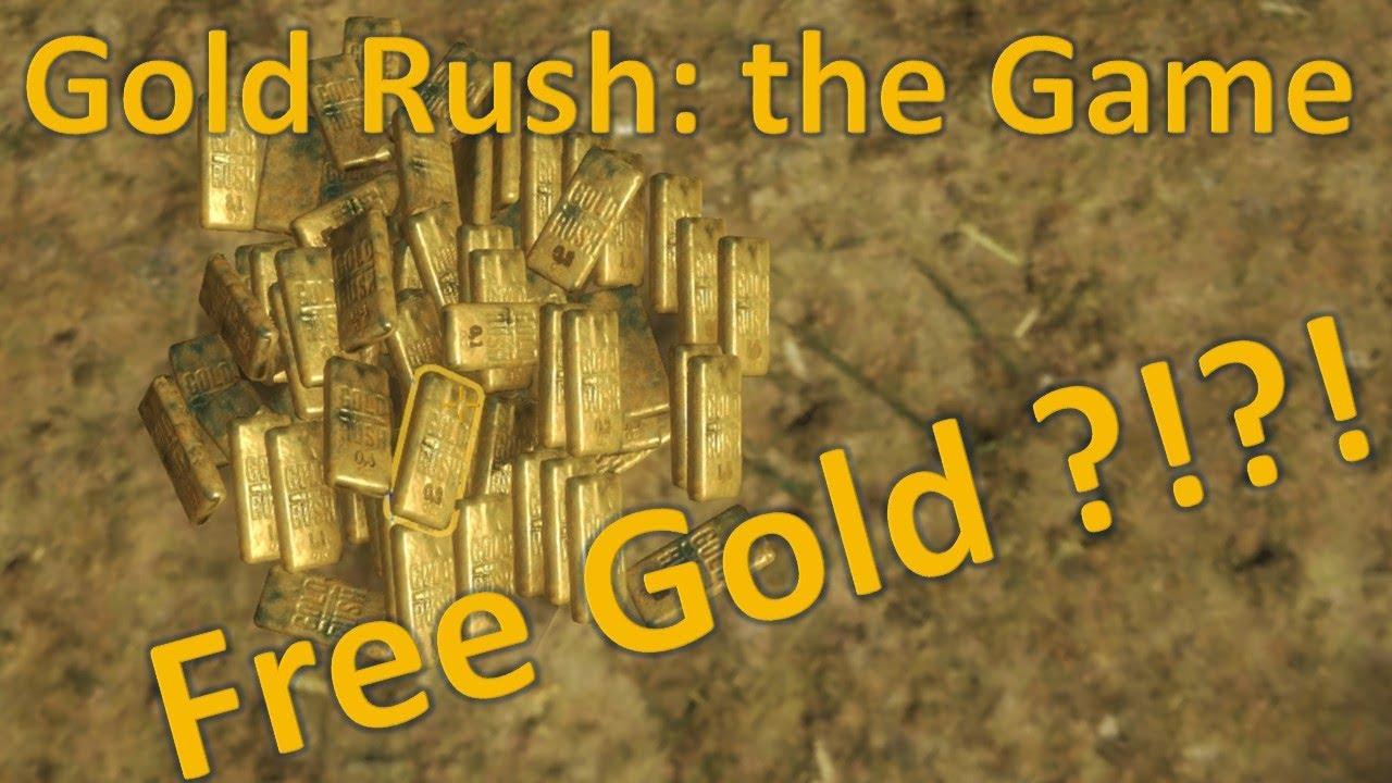 Free Gold Rush Game