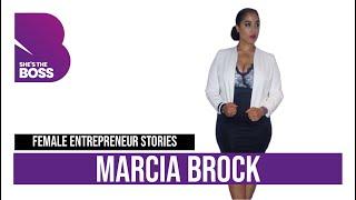She's the Boss   Marcia Brock   Smart World