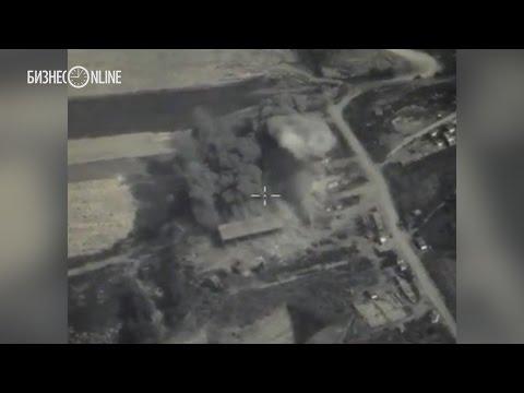 Авиация РФ за сутки нанесла удары по 9 объектам ИГИЛ