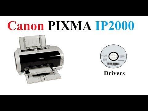 Canon Pixma Ip2000   Driver