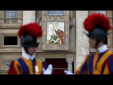 Katoliklerin Azizler Listesine Dört Isim Daha Katıldı