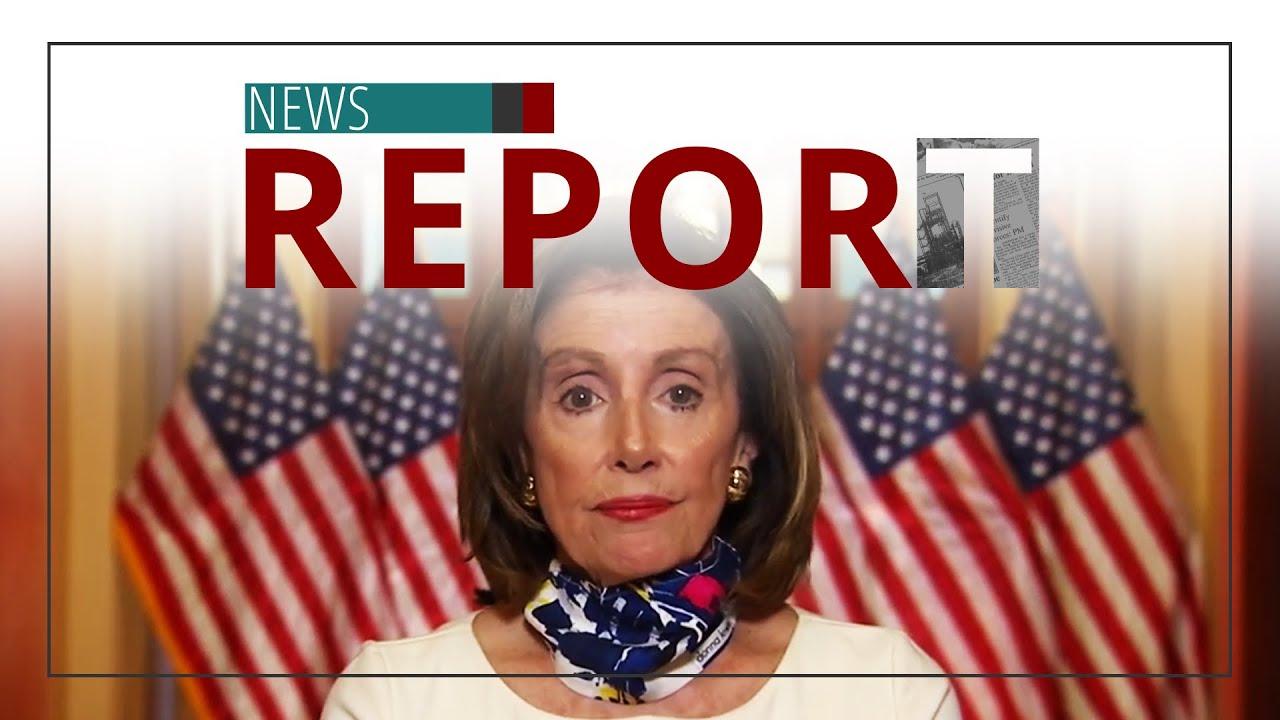 News Report — Illegal Stimulus