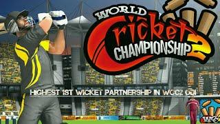 Highest opening partnership WWC2