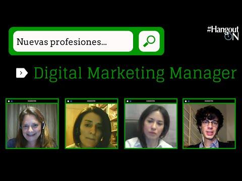 Profesiones que triunfan: ¿Qué hace un Digital Marketing Manager?