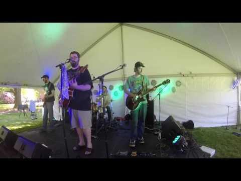 Abandon Shoe at Willamette Valley Music Festival 2016