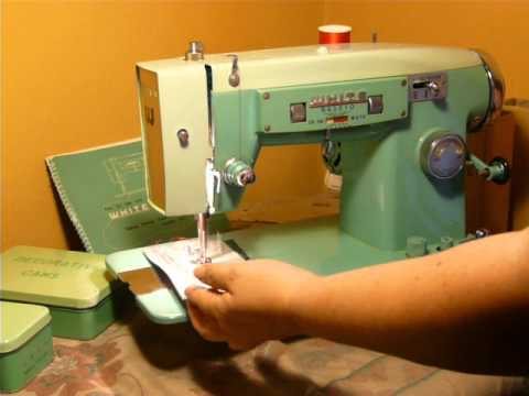 Singer sewing machine value by