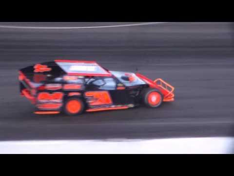 Modified Heat 1 @ Hancock County Speedway 06/27/17