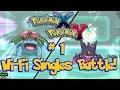 Pokemon X & Y Wifi Battle #1 (No Tiers) VS Casey [1080p]