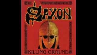 Shadows on The Wall - Saxon