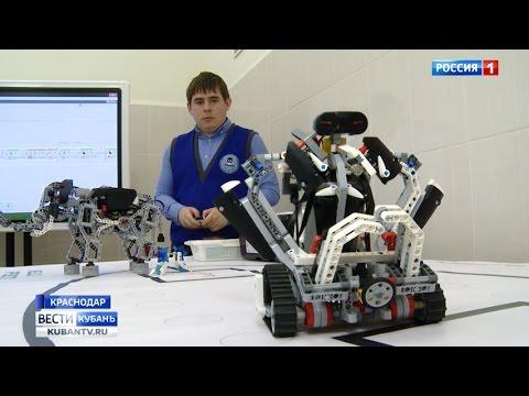 В Краснодаре юных техников обучили 3D-моделированию