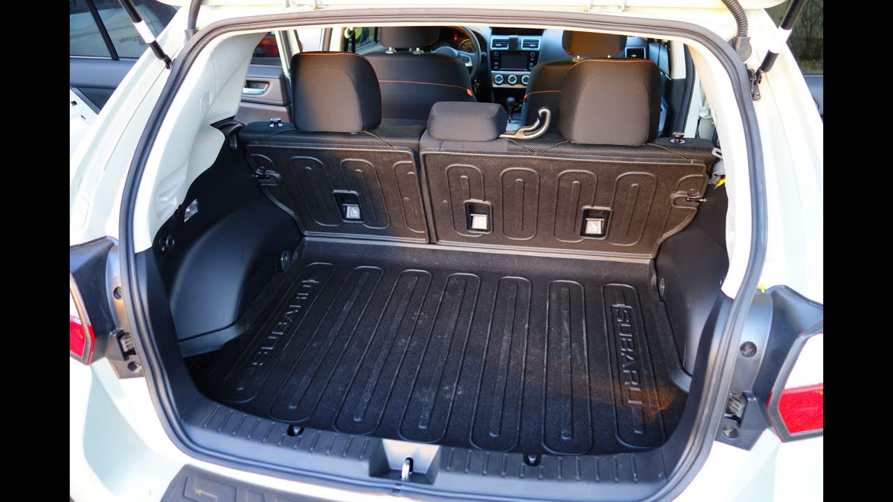 Subaru Forester Car Seat Installation