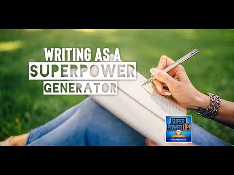 SPU: Writing as a Superpower Generator