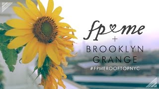 Free People Presents: FP Me End Of Summer Party Thumbnail