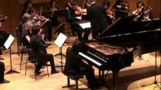 "W. A. Mozart: Piano Concerto No. 9 ""Jeunehomme"" in E flat major, K. 271 [I. Allegro]"