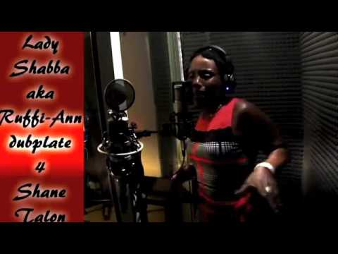 LADY SHABBA - RAM RAM (ShaneTalon Dubplate) *CLEAN* @dainjamentalz u$a 4