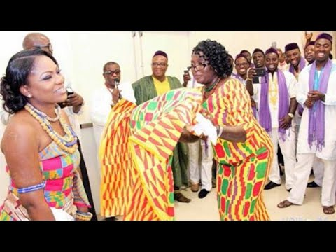 James & Worla ~ Beautiful Ghanaian Traditional Engagement and White Wedding Vlog