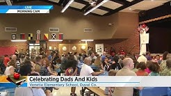 Celebrating Dads and Kids