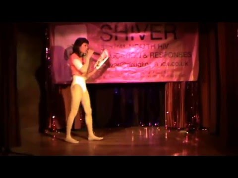 My First Solo Drag Performance As Hope Flying Handbag Blackpool