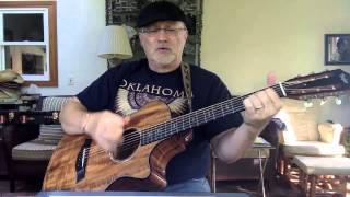 1643  - You Really Got A Hold On Me -  Beatles cover with chords and lyrics