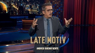 LATE MOTIV - Monólogo. PARD' OR | #LateMotiv598