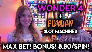 FuXuan! Slot Machine! Max $8.80/Spin BONUS!