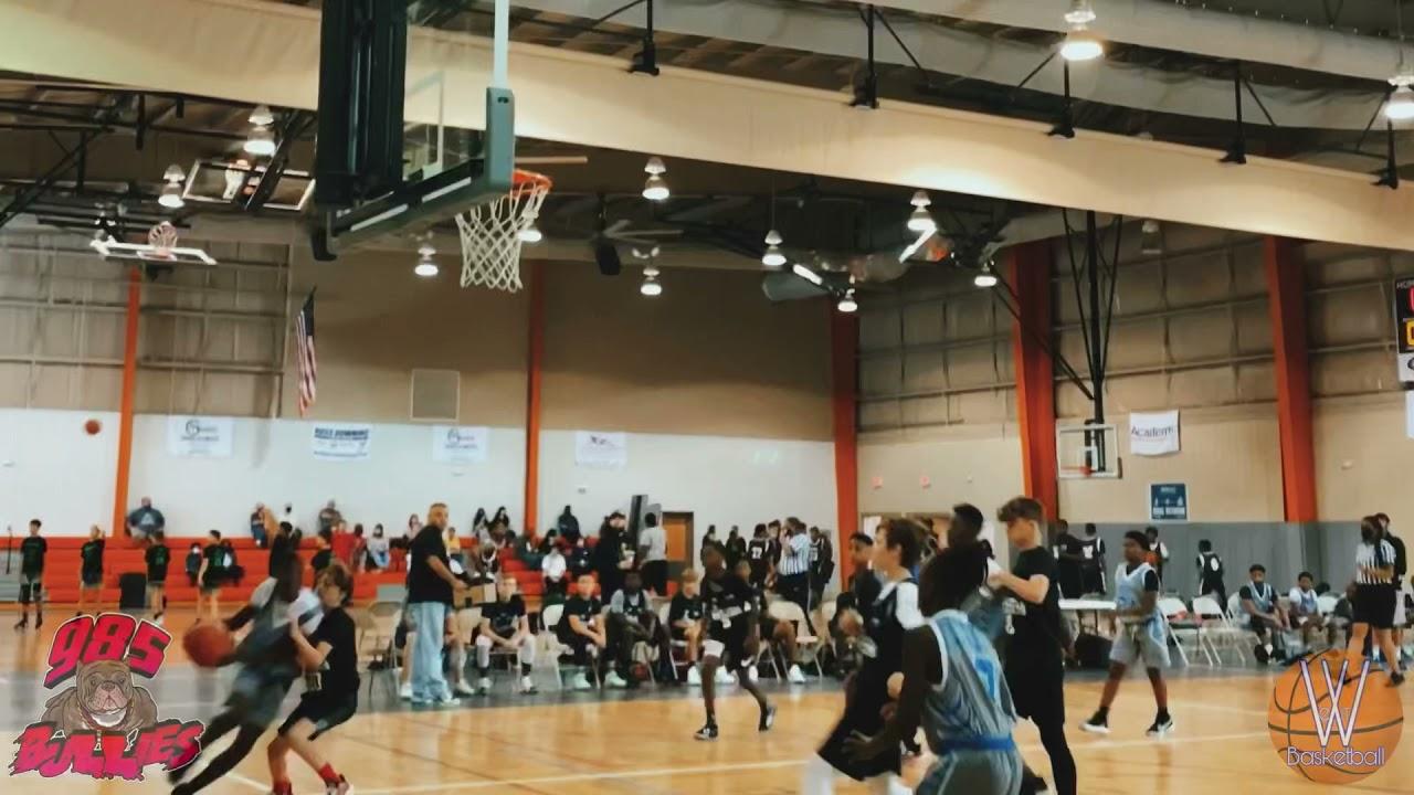 Ballers 2027 Hoopin on the Bayou Highlights