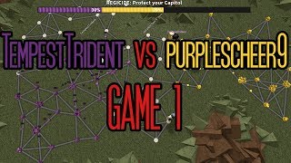 Risky Strats Tournament | TempestTrident vs purplescheer9 Game 1