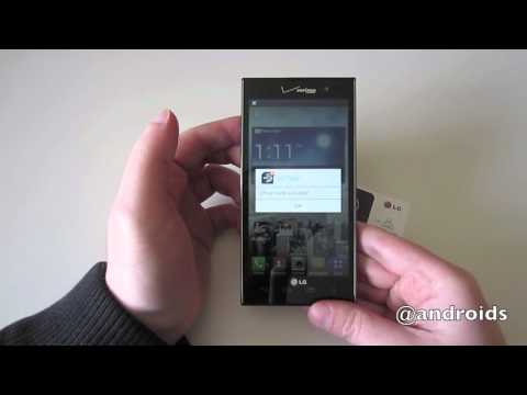 LG Spectrum 2 Video Review