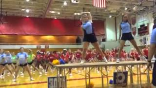 Uca hip hop dance breakdown