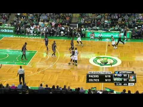 Indiana Pacers vs Boston Celtics | November 7, 2014 | NBA 2014-15 Season