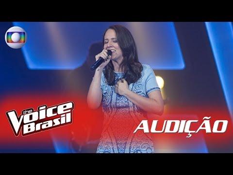 Carol Ferreira canta 'Adivinha O Quê' nas Audições - 'The Voice Brasil'|5ª Temporada