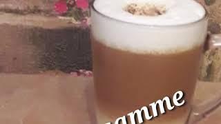 ОЧЕЕНЬ вкусный кофе латте по домашнему 😉