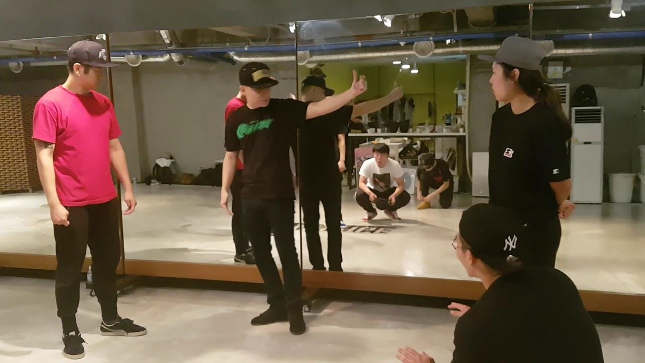 Twin Uglyfate aka N'light | Session Rounds | Seoul | Krump | 2017 - YouTube