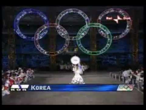 Torino 2006 Winter Olympics OC || Parade of Nations (1/2)