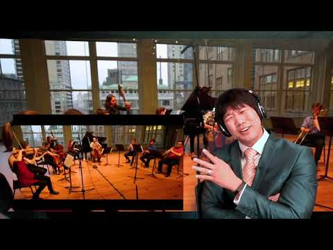 Take On Me - a-ha - Brooklyn Duo at Carnegie Hall Reaction