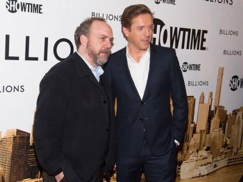 Lewis, Giamatti Bring 'Billions' to New York