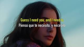 Stay-Zedd ft. Alessia Cara /Lyrics & Subtitulada al español/ Love, Rosie.