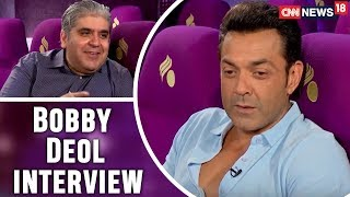 Bobby Deol interview with Rajeev Masand | Race 3 Movie and Huge Career Interval | CNN News18